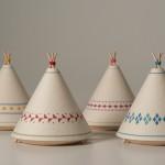 TIPI Lamps By Javier Herrero