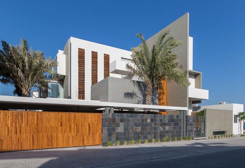 A contemporary home for a family in bahrain contemporist - Casas minimalistas de lujo ...