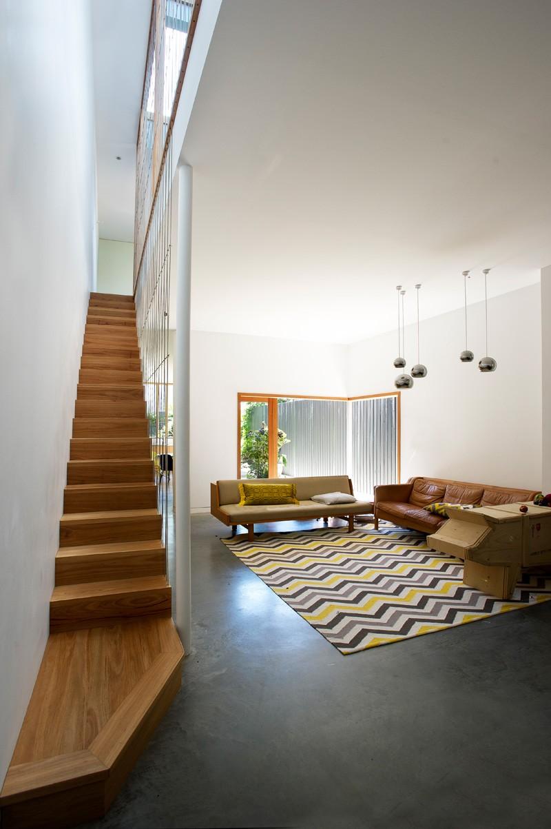 Piebenga-Franklyn Residence by David Boyle Architect