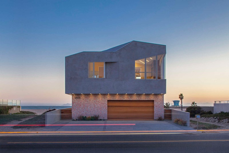 Silver Strand Beach House By Robert