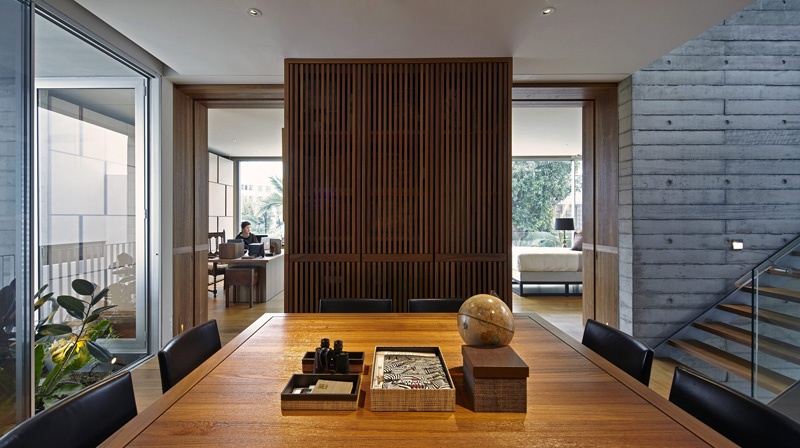 Chiltern House By WOW Architects/Warner Wong Design