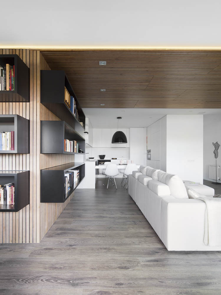 An Apartment In Barcelona By Susanna Cots