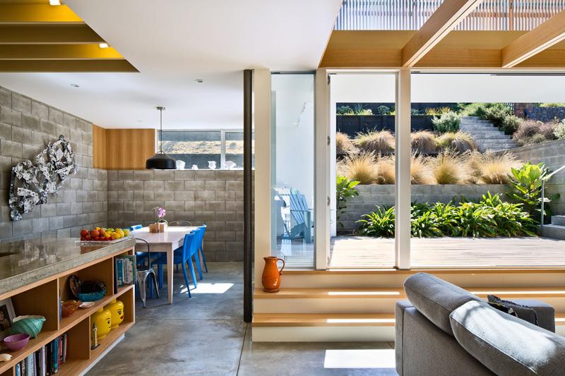 Matai House by Parsonson Architects