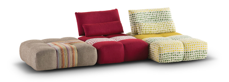 PARCOURS Sofa By Sacha Lakic Design