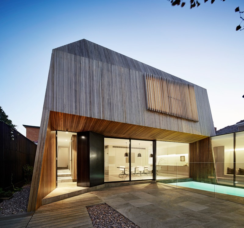 Contemporary House Addition In Australia