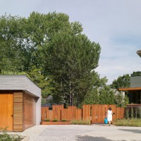 The Don River House by LGA