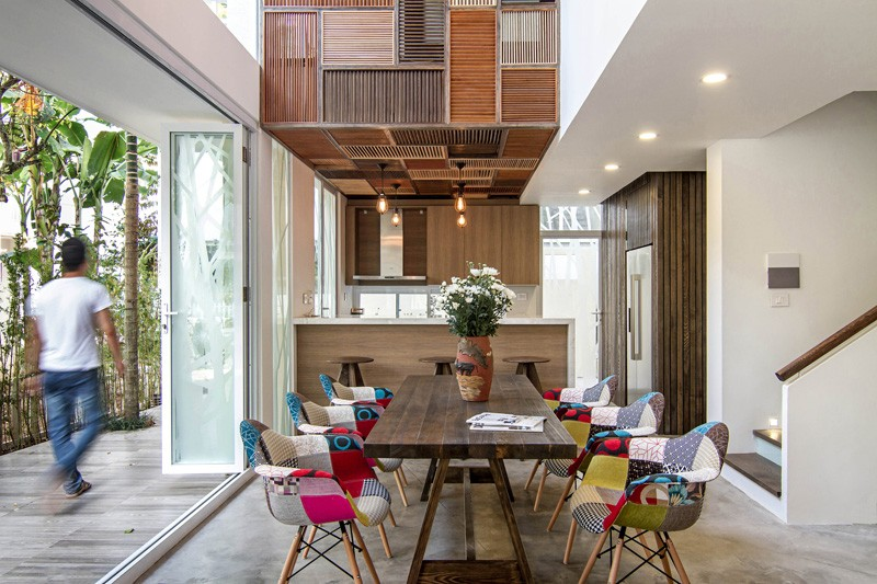Contemporary Interior Design In Vietnam