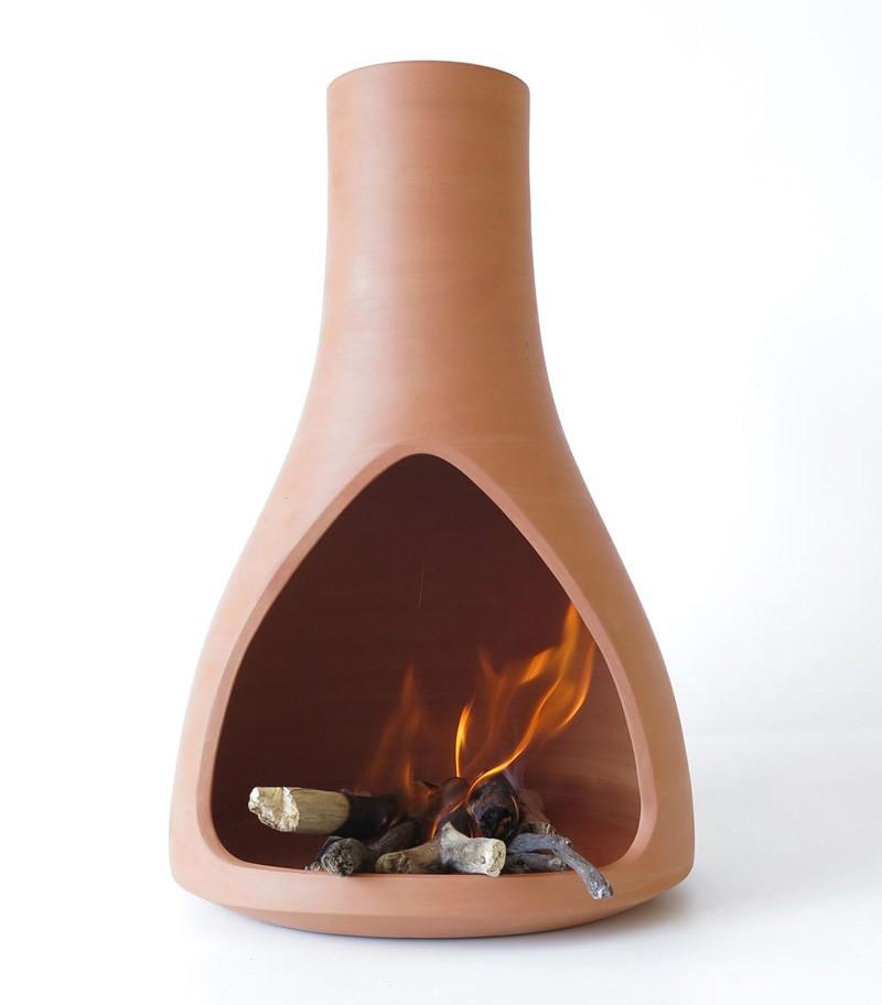 Fire Vase by Martín Azúa