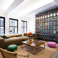New York Loft By MAD