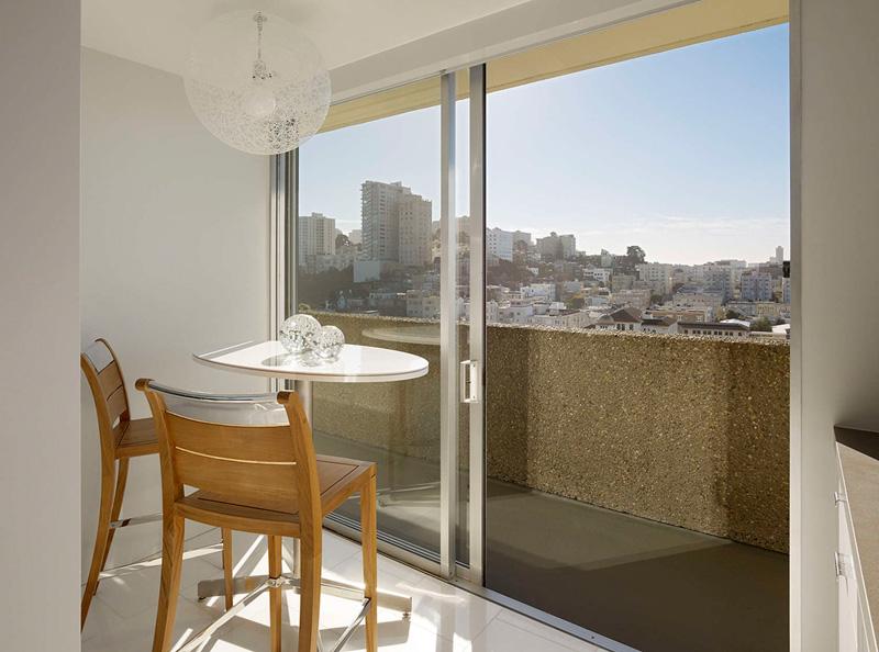 Contemporary Apartment In San Francisco