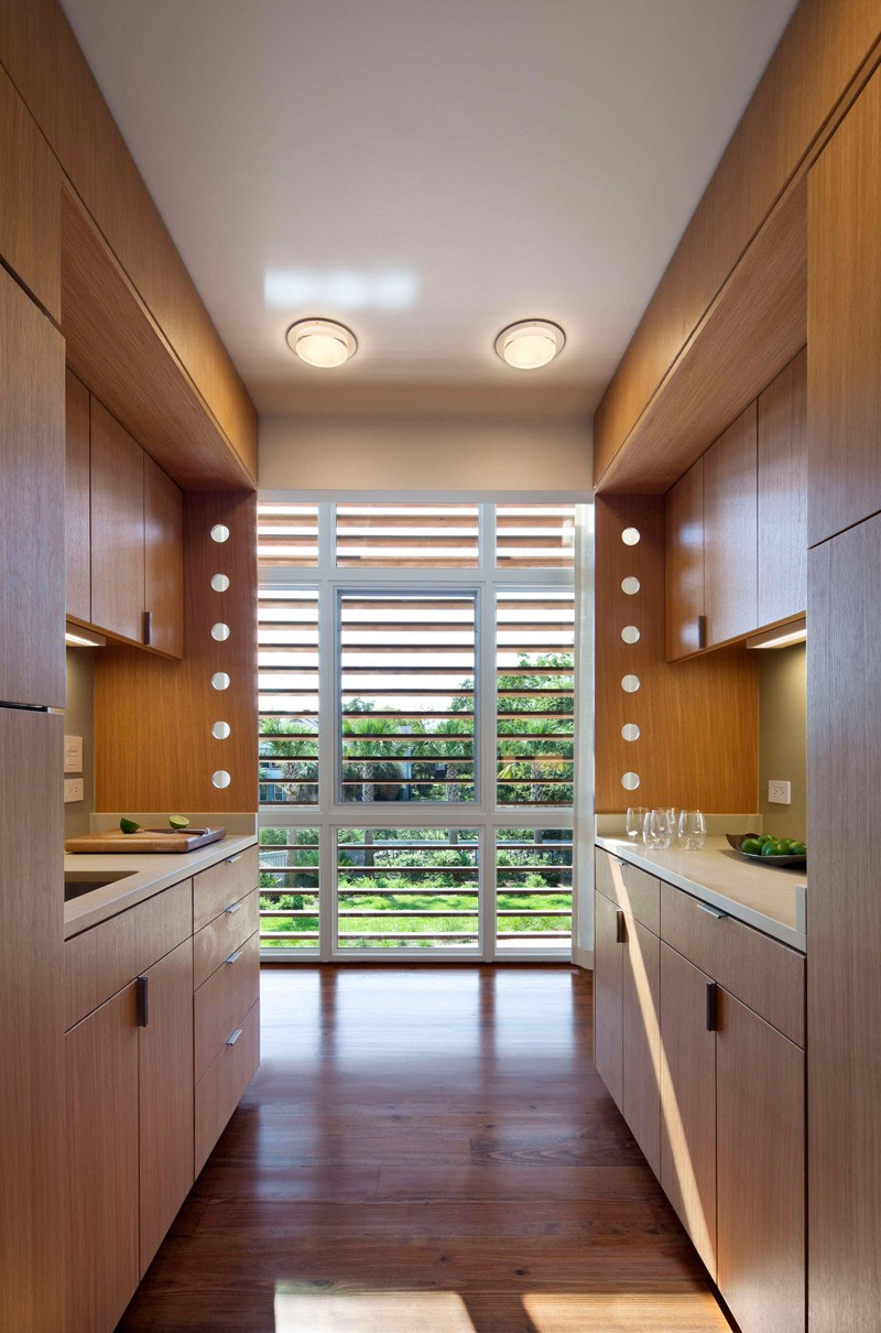 Guest Pavilion By Stephen Yablon Architecture