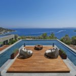 Design Detail: A Rooftop Pool With An Ocean View
