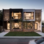 Two New Homes That Feature A Variety Of Natural And Reclaimed Materials
