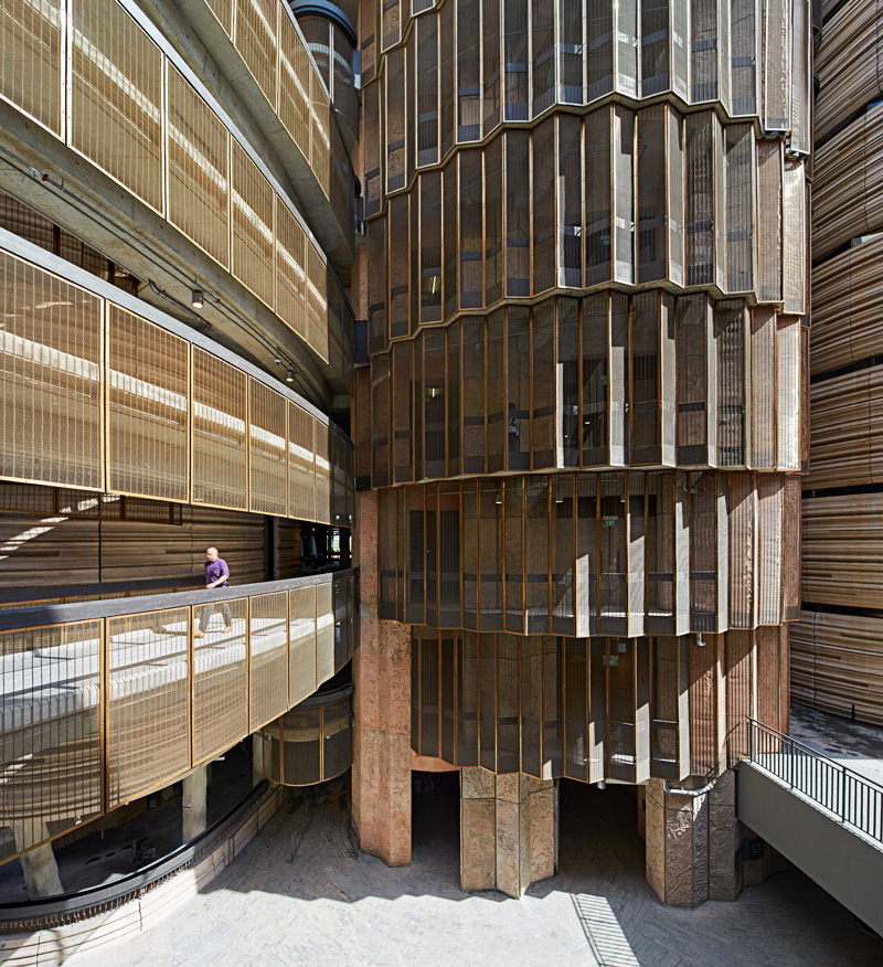 Learning Hub by Heatherwick Studio