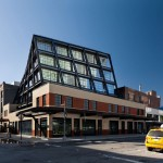 A Twisted Building In New York's Meatpacking District