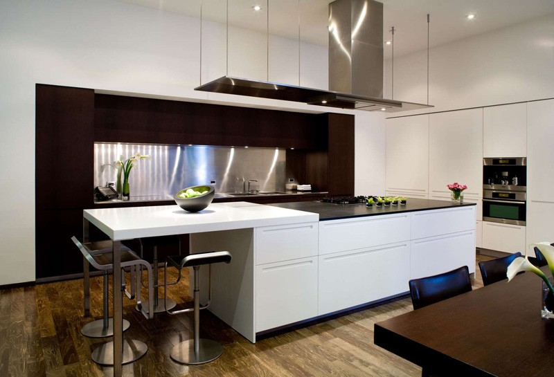 24th Street Residence by Steven Kent Architects