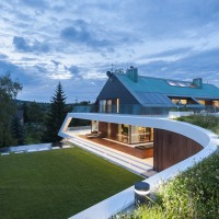 A Modern House In Poland