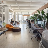 Contemporary Office Design In NYC