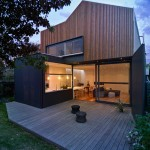 An Addition To The Rear Of An Edwardian House By Wilson Architecture