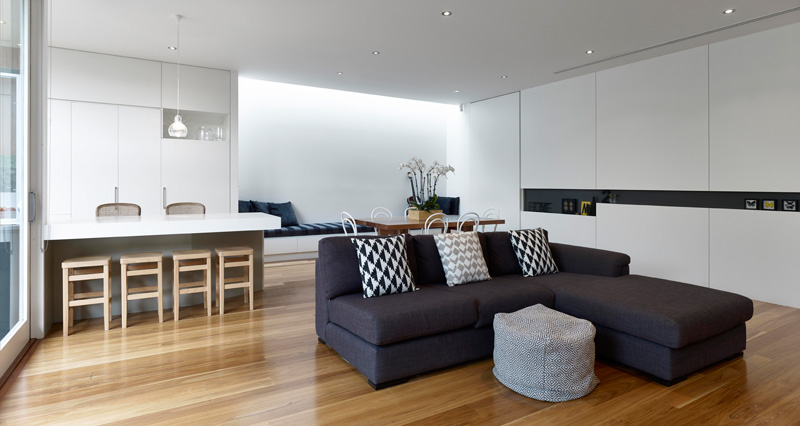 Northcote Residence by Wilson Architecture