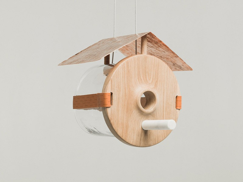 Oli-Bird House by Nikolo Kerimov