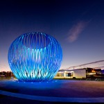 Linda Covit Completes Havre Sculpture In Montreal