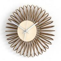 Puff Wall Clock by GorjupDesign