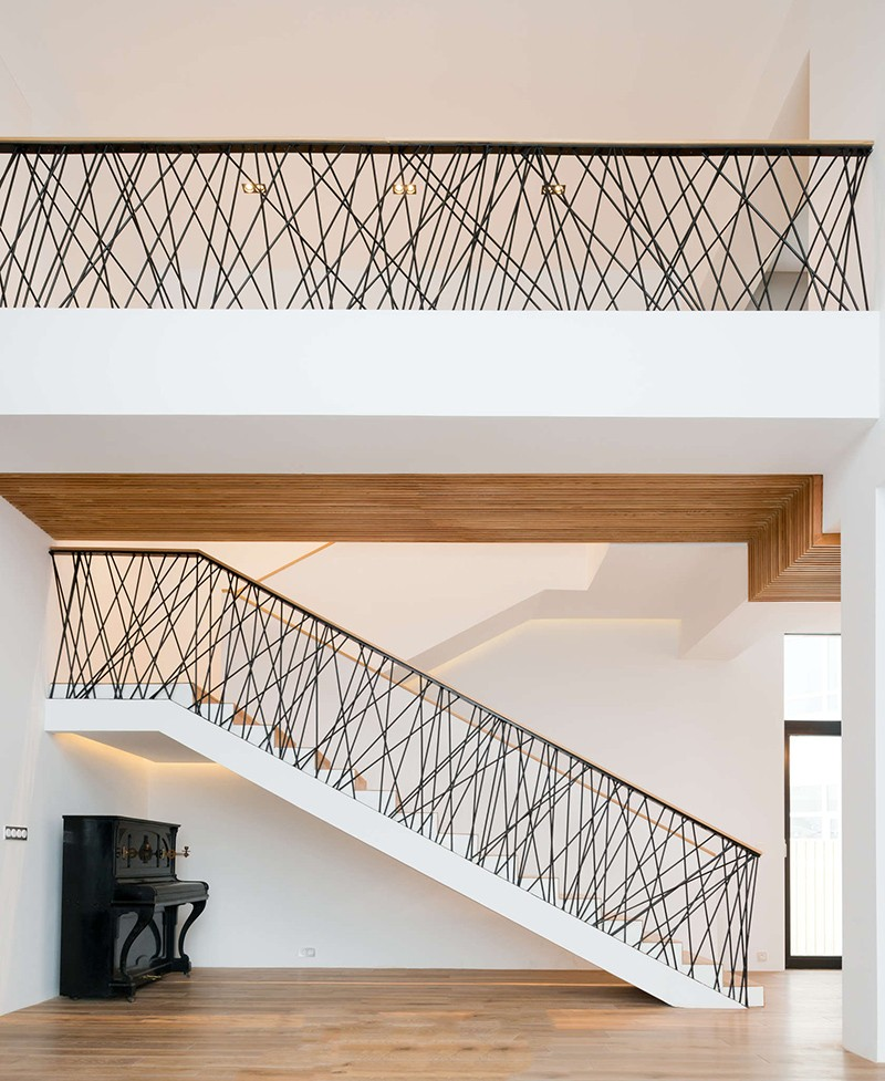 Design Detail - Random Railings | Contemporist