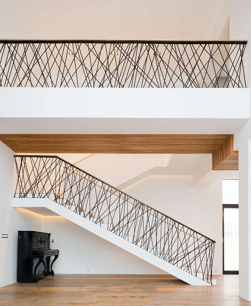 Design Detail – Random Railings