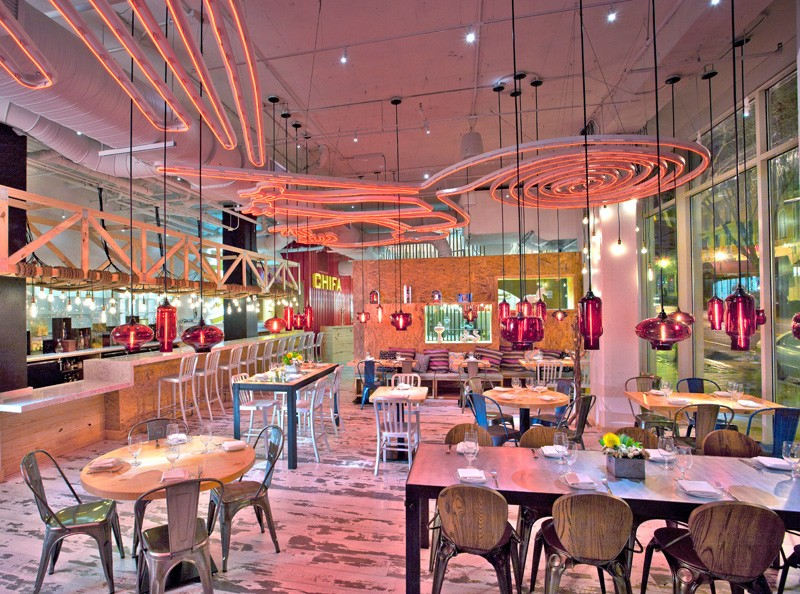 Capella Garcia Design A New Restaurant That Combines Three Cultures