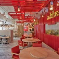 Restaurant Interior
