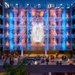 Cliff Garten Completes New Sculpture In Los Angeles