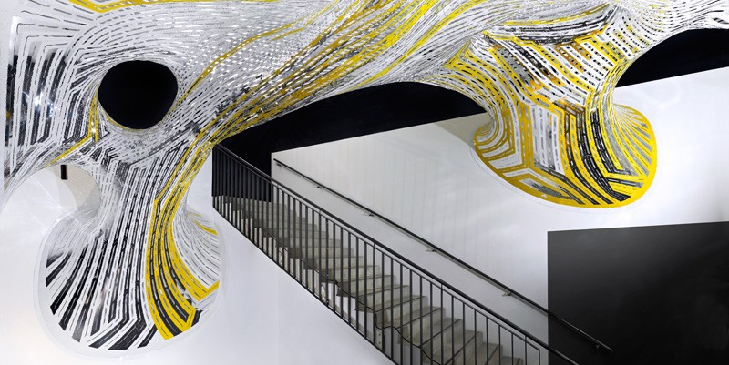 Sous Tension by MARC FORNES/THEVERYMANY