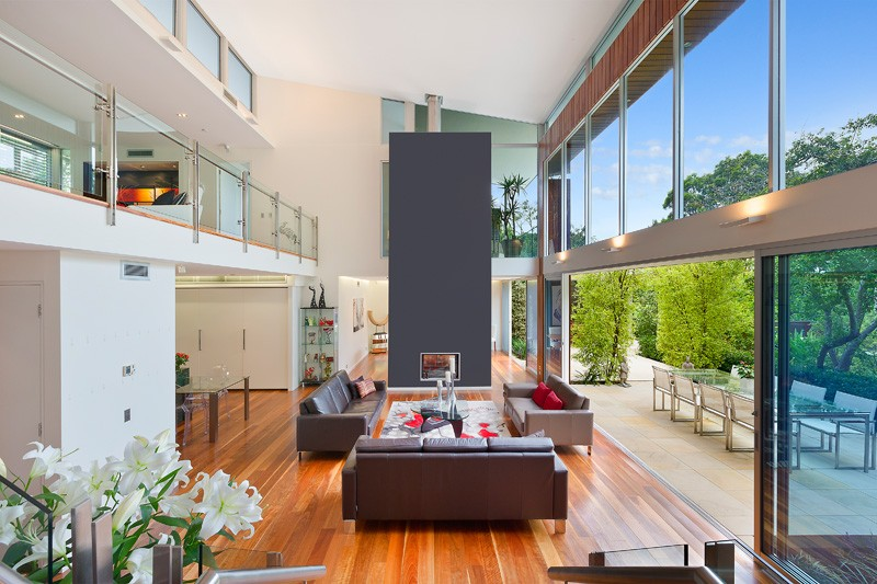 The Wahroonga House by Darren Campbell