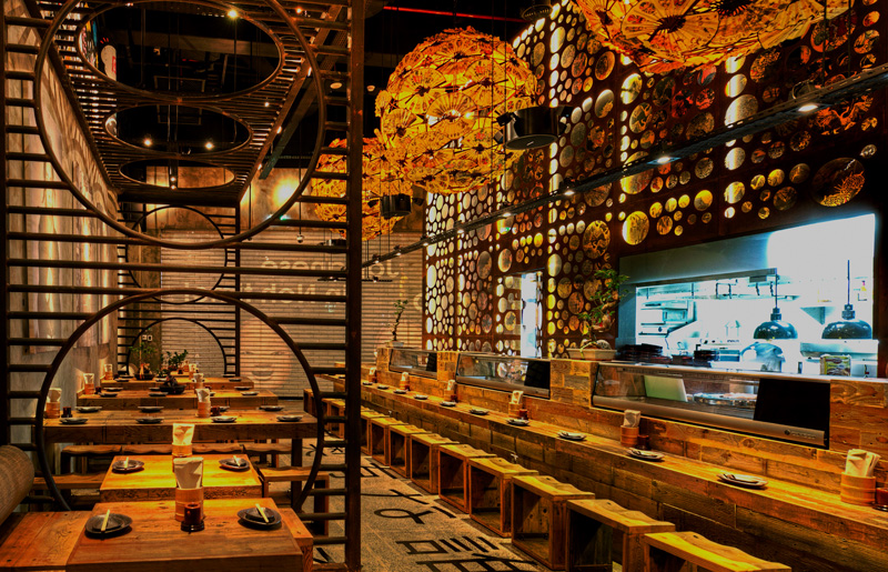 Atisuto Restaurant By Mojo Design