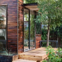 92 Square Foot Backyard Office by Sett Studio