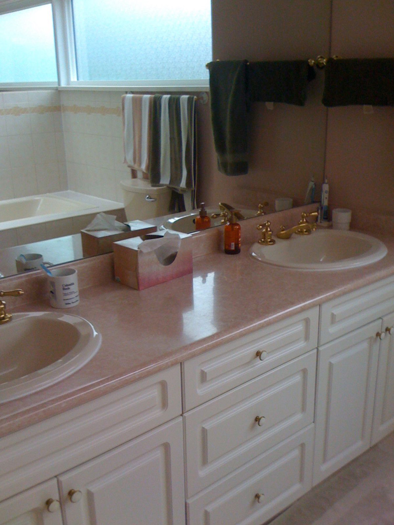 Sweet Little Bathroom Renovation By Marianne Amodio