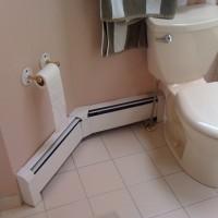 Sweet Little Bathroom Renovation By Marianne Amodio