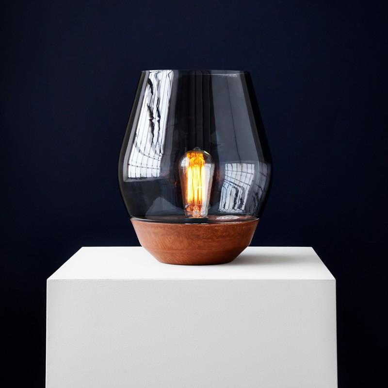 Bowl Table Lamp By Knut Bendik Humlevik For New Works