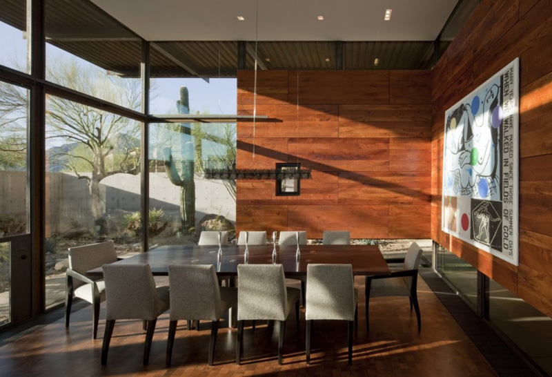 Brown Residence by Lake Flato Architects
