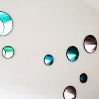 Colored Porthole Windows