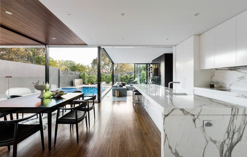 A Contemporary Addition For A Heritage Home In Melbourne | CONTEMPORIST