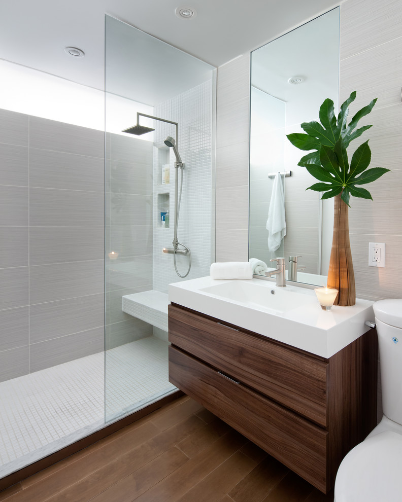 after before after small bathroom renovation by paul k stewart - Bathroom Remodel Toronto