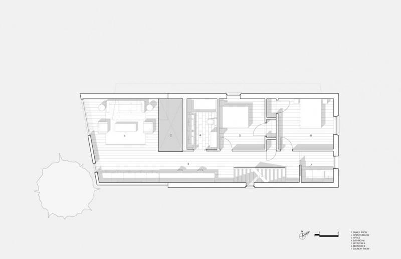 The Glebe Residence by Batay-Csorba Architects