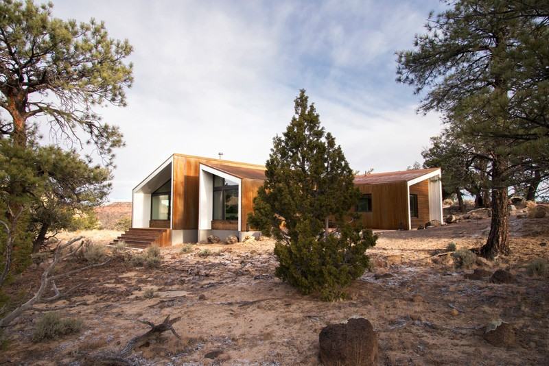 Desert House by Imbue Design