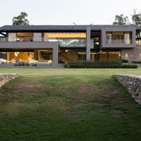 House In Blair Atholl By Nico Van Der Meulen Architects