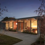 A Mid-Century Modern Update In Marinwood
