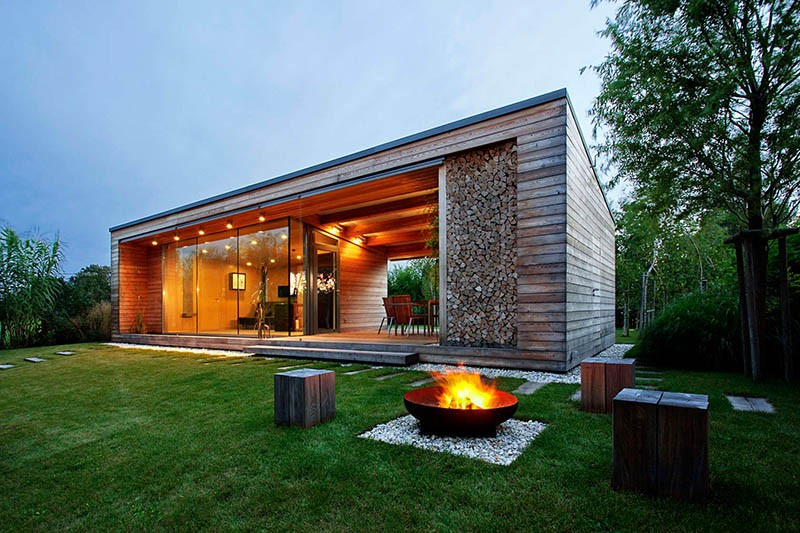 7 Examples Of Contemporary Firepits To Inspire You
