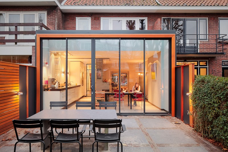 A Home Extension By BYTR Architecten and Zecc architecten