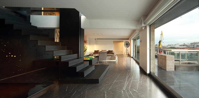 Madero Apartment By Remy Arquitectos And MYOO